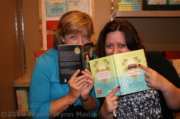 Robin Jones Gunn (on the left beside Tricia Goyer) is the keynote speaker for the 2015 Mount Hermon Christian Writers' Conference, March 27-31. Join us!