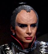 Azetbur - (Still from film) 'Star Trek VI - The Undiscovered Country'