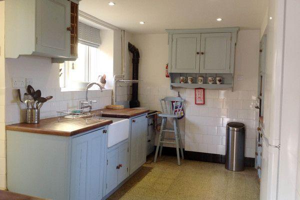 Seaview - Kitchen - opposite view