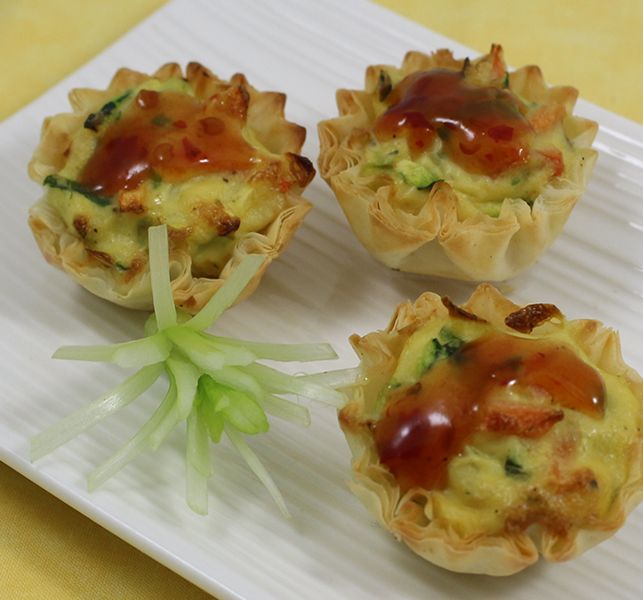 133 best healthy appetizers images on pinterest healthy for Canape shells