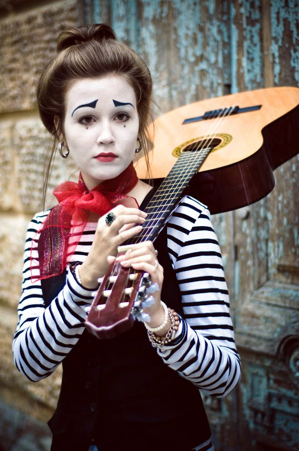 mime- for Katie
