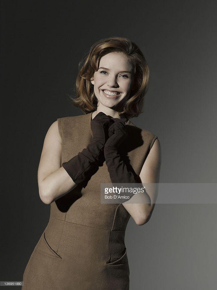PAN AM - ABC's 'Pan Am' stars Kelli Garner as Kate.