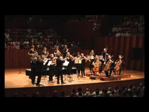 Australian Chamber Orchestra performs Haydn Symphony No.46 (excerpt)