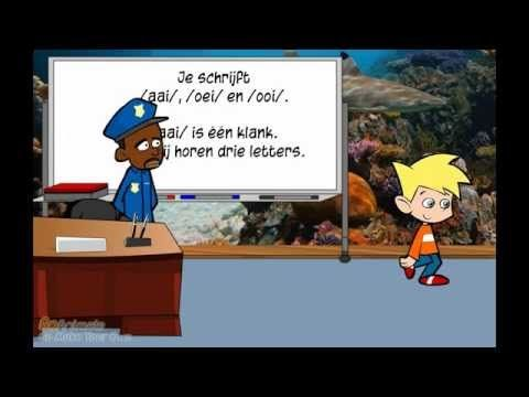 Spelling aai, oei, ooi - YouTube