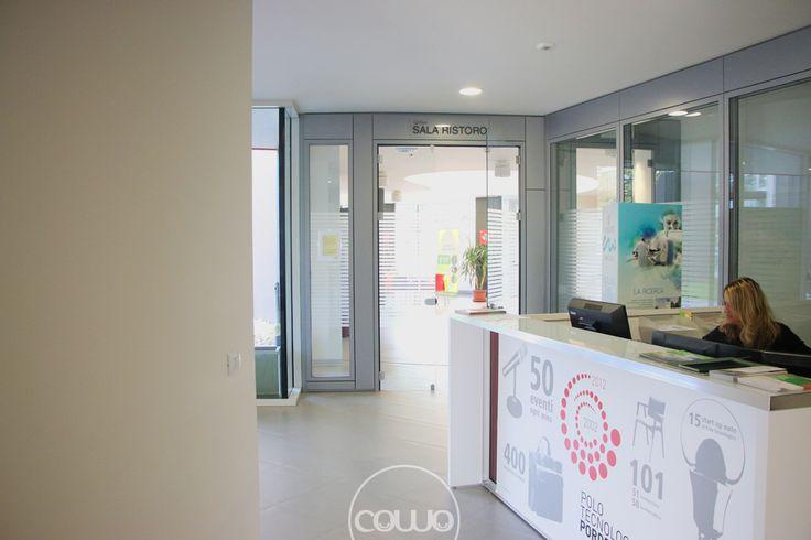 Spazio di coworking a Pordenone, presso il Polo Tecnologico. Affiliato alla Rete Cowo®. http://www.coworkingproject.com/coworking-network/pordenone-polotecnologico/