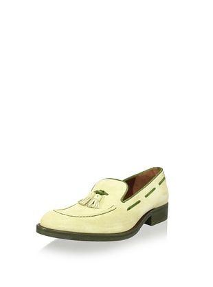 Donald J Pliner Men's Exist Loafer (Sage/Olive)