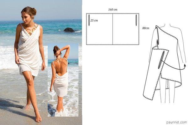 Könnyen elkészíthető, variálható, nőies nyári ruhák | Életszépítők#.U5lm-k2KDcs#.U5lm-k2KDcs#.U5lm-k2KDcs