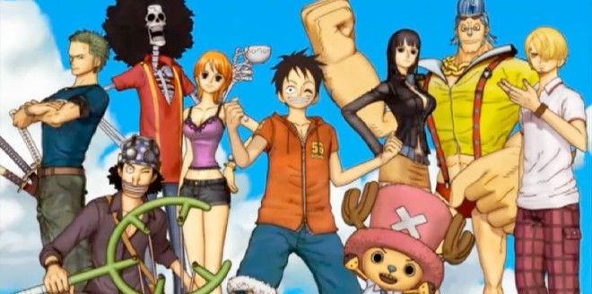 One Piece 3D film 11 : Mugiwara Chase