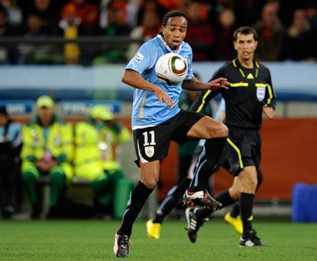 PEREIRA, Álvaro | Defense | Inter de Milan (ITA) | @elpalitopereira | Click on photo to view skills