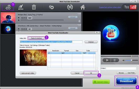Best Mixtape Downloader to Download Free Mixtapes on Windows 10
