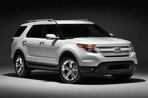 2017 Ford Explorer Platinum and Sport