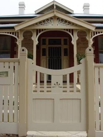 Image result for 1920's fences & gates