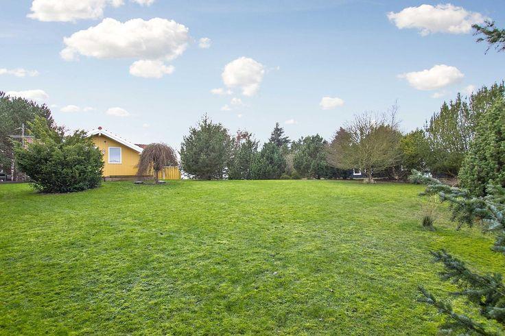 Fritidsbolig på Storkenæbvej i Sjællands Odde - Have