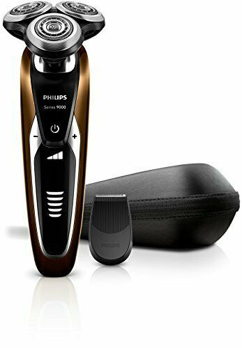 eBay #Sponsored PHILIPS Shaver 9000 S9511 / 12 Wet Dry Rechargeable Electric Razor with tracking