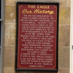 The Eagle Eagle history