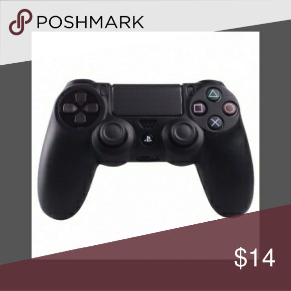 Silicone Protective Case for PS4 Controller - Blac Product Description:- High quality silicone skin for PS4 controller- Made of soft and durable silicone- Comfortable to feel, convenient to carry- Anti-shock and anti-slip design- Protect your console from dusts, scratches, dirts and damage- Easy access to all function keys without removing the casePackage include:1 x Silicone Cover for Playstation 4 PS4 Controller sony Other