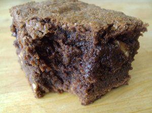 Brownies super moelleux aux amandes