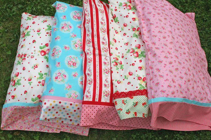Lovely Little Handmades A Magic Pillowcase Tutorial