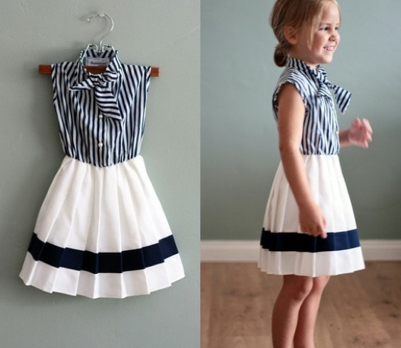 totally beside the point, but can Livi wear this to the dinner?? :)