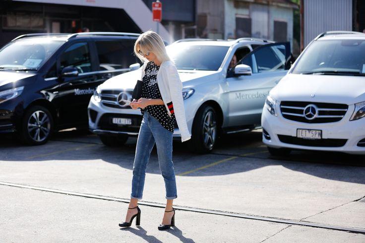 #MBFWA #StreetStyle #Fashion