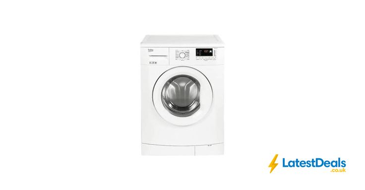 Beko WM8120W A+ Rated 8kg 1200 Spin 11 Programmes Free