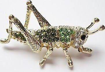 cricket brooch - Google Search