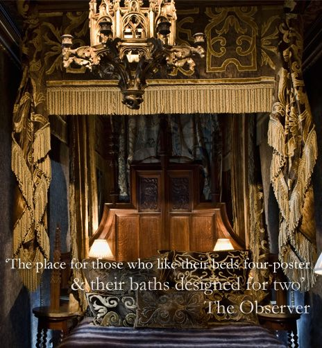 Best Romantic Hotels Scotland: 68 Best Images About The Witchery, Edinburgh On Pinterest