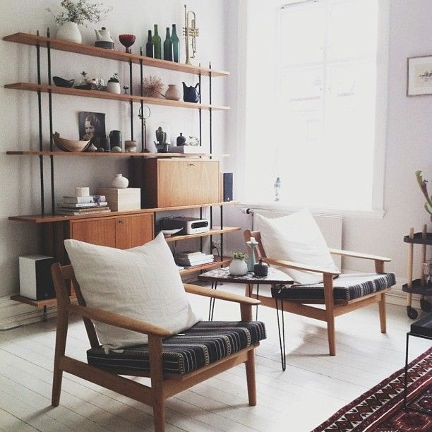 Danish Modern Living Room: 1000+ Ideas About Modern Living On Pinterest
