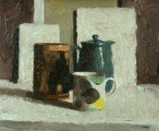 Paintings by John Maddison from The Jerram Gallery, Sherborne, Dorset.  Contemporary British pictures and sculpture
