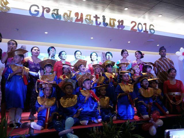 Instagram media miss_seril - Bali sunrise school graduation... #baimgraduation #lovelynephew