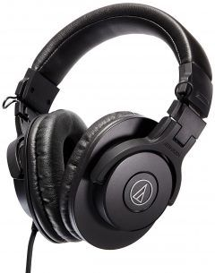 ath-m30x 8 Good n Cheap Headphones with Studio Quality Sound: under $50 http://ehomerecordingstudio.com/good-cheap-headphones/