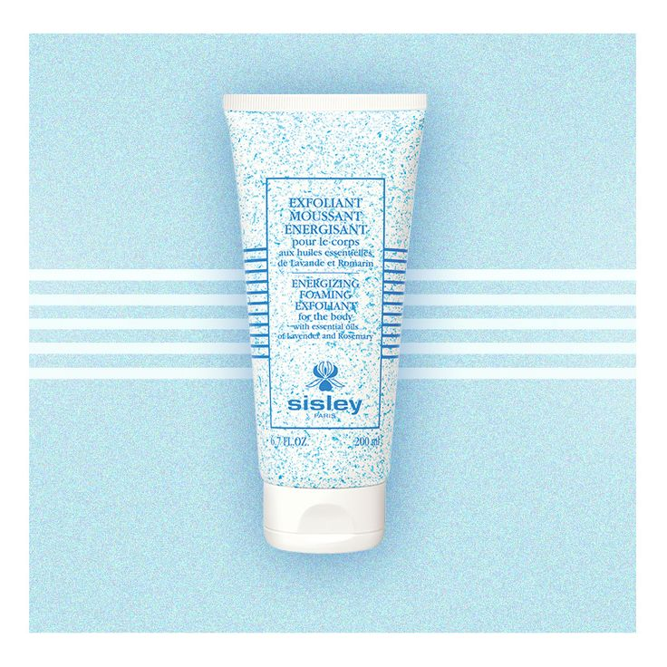 For a true moment of well-being, an energising body exfoliator that cleans your skin and leaves it smooth and fresh.