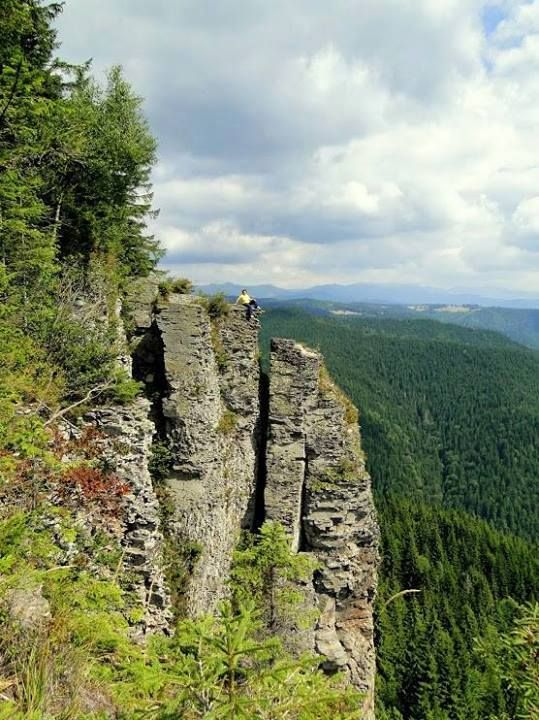 """Ember az 1381 méter magas """"platón""""! - Istenszéke Kelemen-havasok - Erdély"""