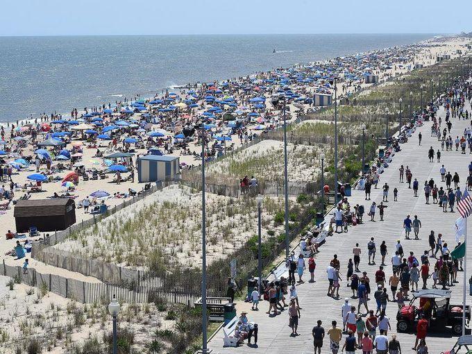 Is Growth Choking Delaware Beach Towns