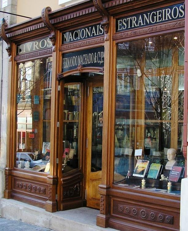 Livraria Fernando Machado - Rua das Carmelitas #Porto #Portugal