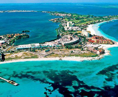 Playa de Carmen - The most beautiful beach I've ever seen/swimmed in.