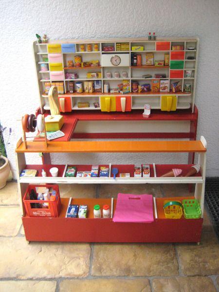 60er Jahre Kaufladen - Vintage shop