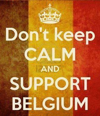 keep calm en supporter voor de rode duivels - Google zoeken