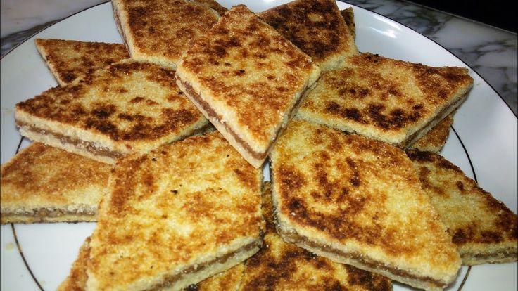 المبرجة أو البراج الجزائرية رووووعة وبطريقة سهلة و بمقادير مظبوطة Food Breakfast Toast