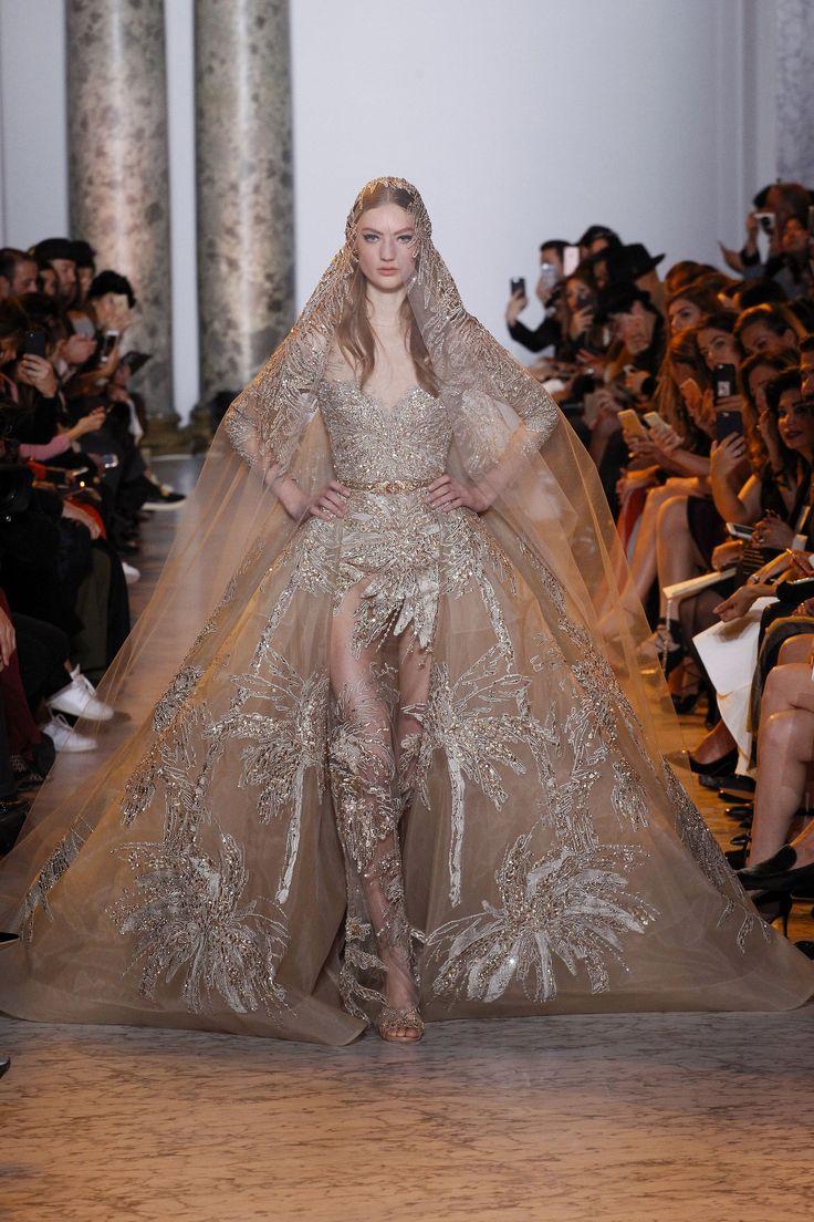 Elie Saab Haute Couture Spring/Summer 2017 - Look 57
