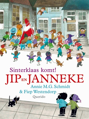 book Sinterklaas komt! Jip en Janneke