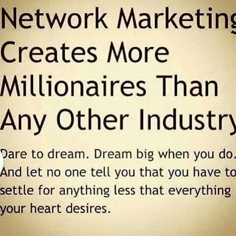 http://onlinemarketingcourses.info/Websites.html Network Marketing creates more Millionaires than any other business, for more info go to this excellent side!! http://onlinemarketingcourses.info/Websites.html
