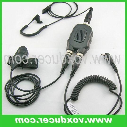 Kenwood amateur radio headset thd7