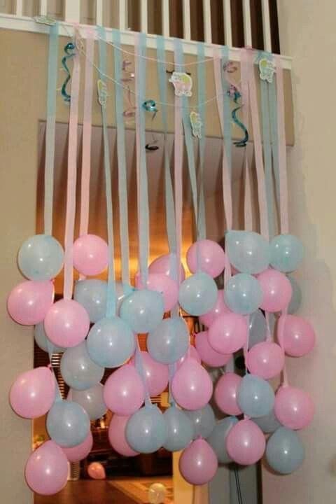 Decorare casa con i palloncini per un compleanno! 20 idee creative…
