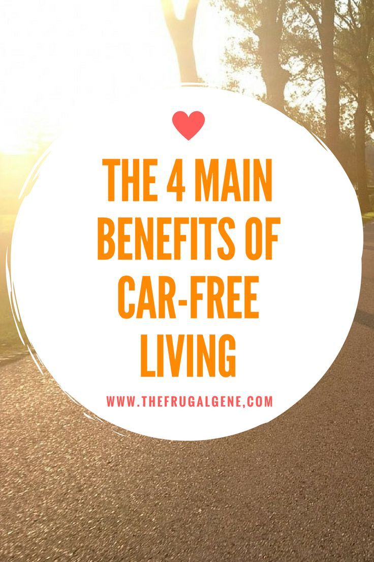 Are you tired of driving to work and getting stuck in traffic? Do you want to save money by living frugally? Car free has financial and health benefits.