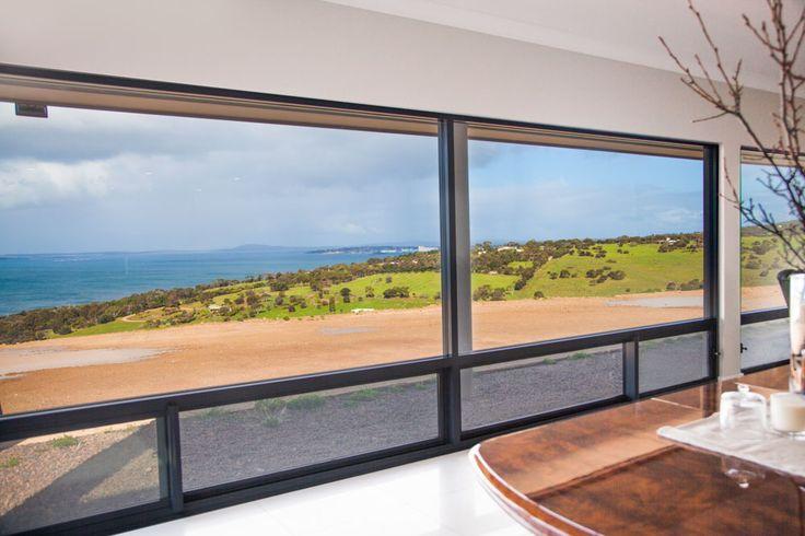 Large windows to enjoy stunning views - Shepperd Building Company
