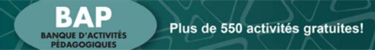 Découvrez ou redécouvrez les innombrables ressources éducatives en ligne de l'ACELF : banque d'activités pédagogiques, outils d'intervention pédagogiques, comme des cahiers d'apprentissage ou des trousses thématiques | Infobourg.com