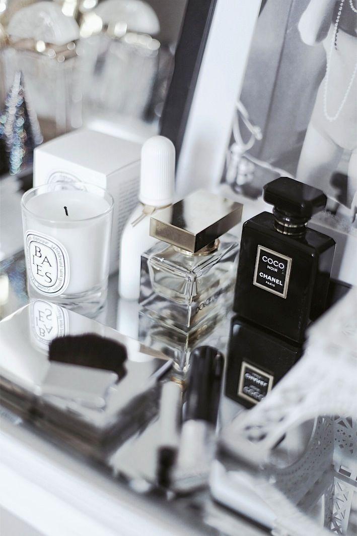 Monochrome Vanity Tray