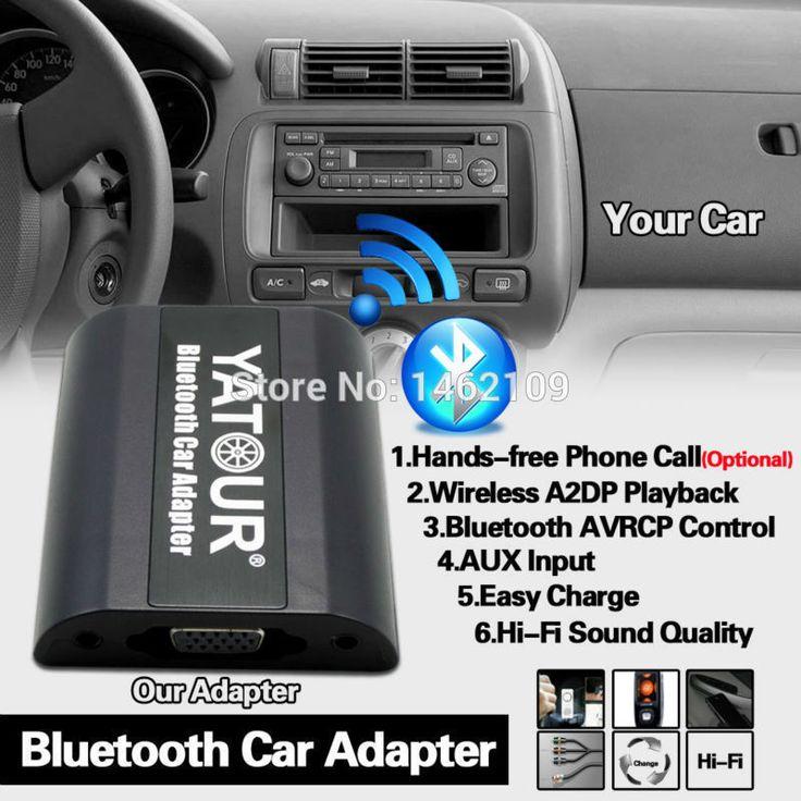 Bluetooth Adapter Digital Changer Connector For VW R32 Jetta Passat Polo Touran | eBay