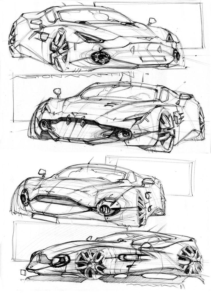 1784 best Automania images on Pinterest   Automotive design, Car ...
